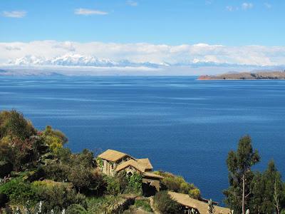 Lago Titicaca – Peru - Bolivia