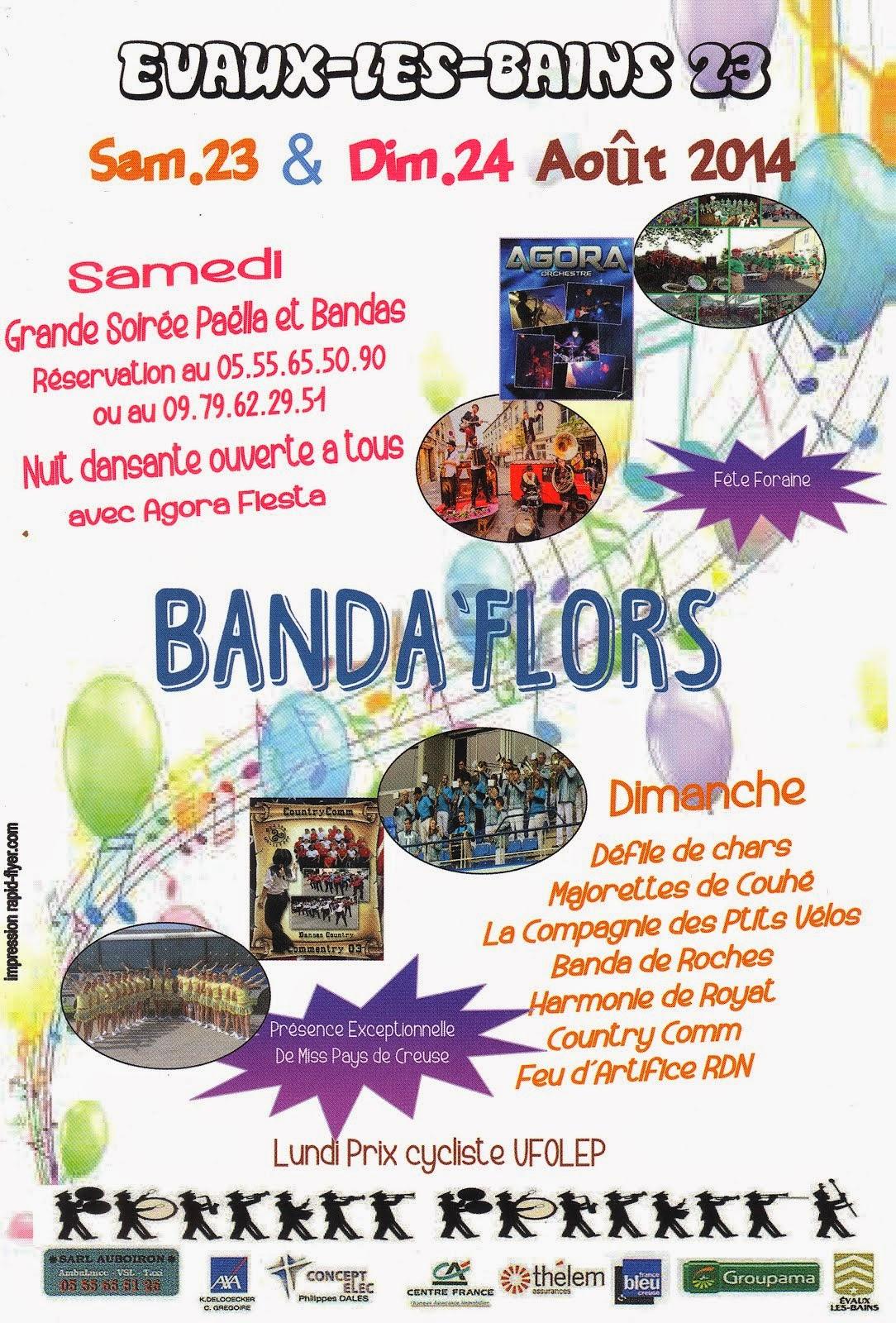 Festival Bandas Flors