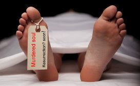 Prognoses: Murder of a soul