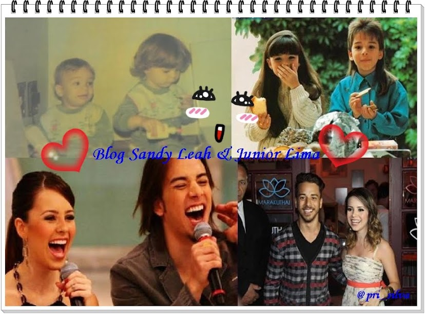 Sandy Leah ♥ Junior Lima ♥