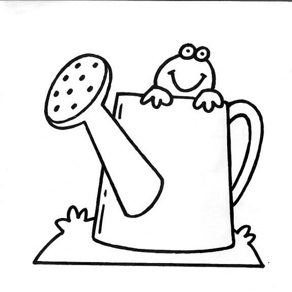 Baño Infantil La Pala:Dibujos infantiles: Dibujo infantil regadera