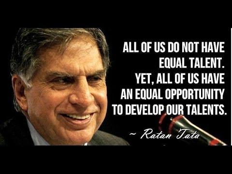 Ratan Tata quote 2