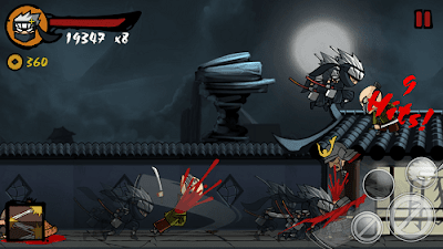 download ninja revenge mod apk
