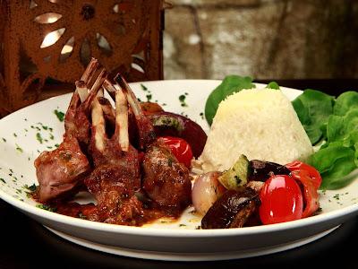 All Saints Restaurantes: Cordeiro
