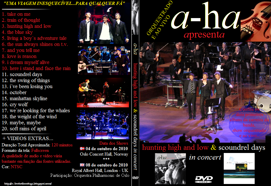 Aha Dvd Farewell Tour
