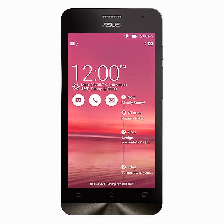 Harga Asus Zenfone 5 Terbaru Update September 2014
