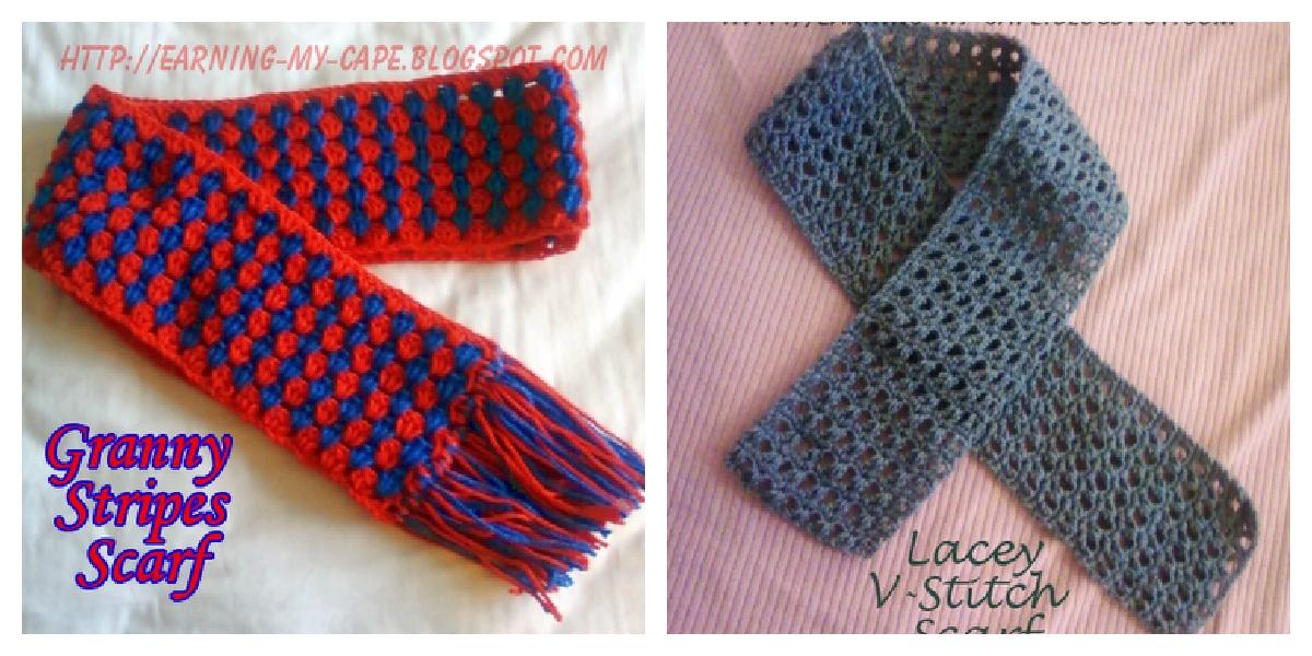 how to make handmade scarves