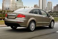Novo Fiat Linea 2012 Automático