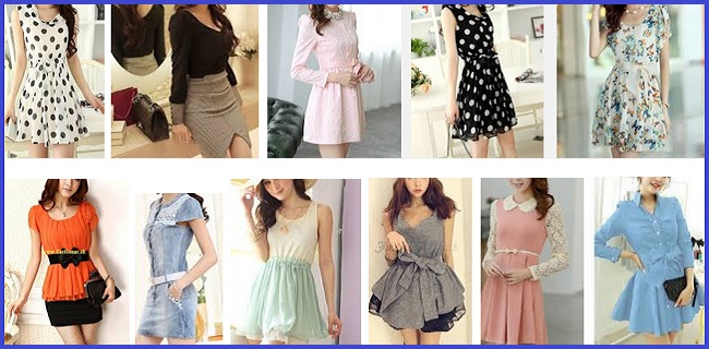 Dress Keren Trends Model Terbaru