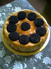 OREO CHEESE CAKE