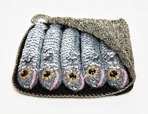 Knitted sardines