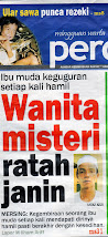 WANITA MISTERI RATAH JANIN