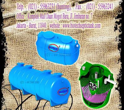 septic tank biotech, STP, IPAL
