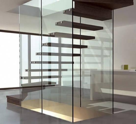 coolest floating staircase designs modern house plans designs 2014