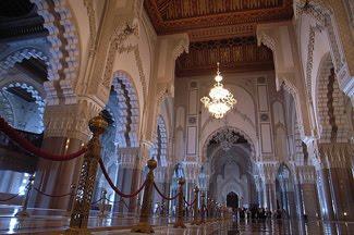 Masjid Hassan II, Ikon Kota Casablanca