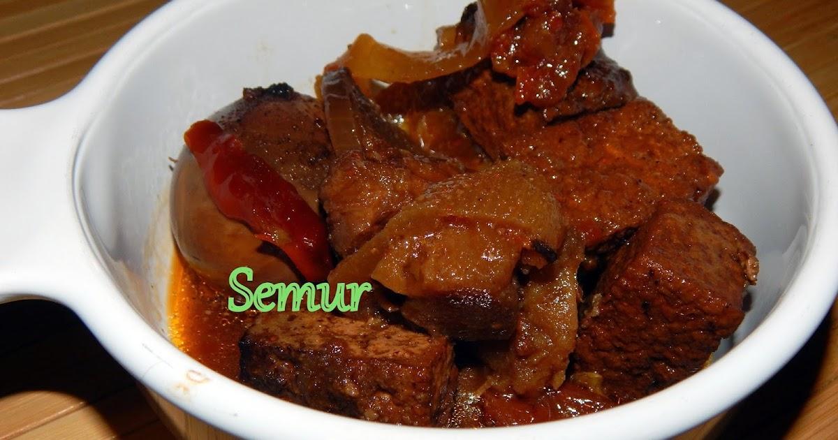 Resep Semur Ayam Femina
