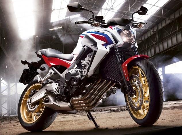 Honda CBR 650F Sports Bikes