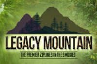 Legacy Mountain Ziplines Outdoor Attraction