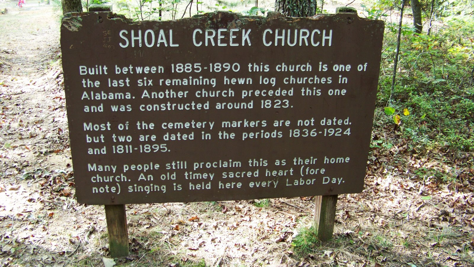 Shoal Creek Church