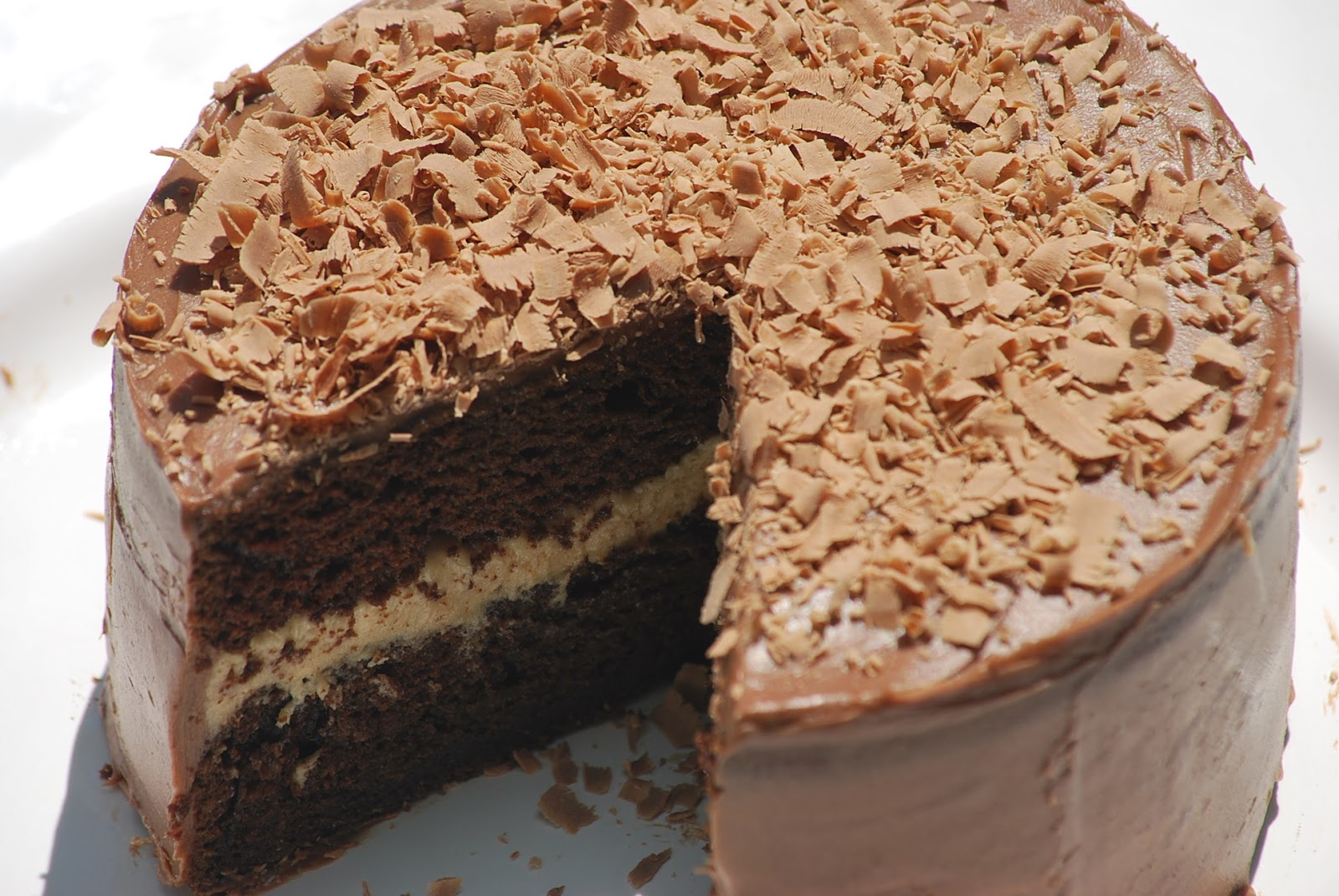 My story in recipes: Gluten Free Chocolate Cake