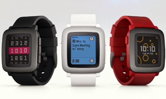 Pebble Time: Επίσημα στο Kickstarter με έγχρωμη οθόνη και σπάει ταμεία