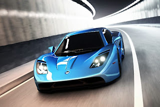 Vencer Sarthe joins the ranks of supercar upstarts