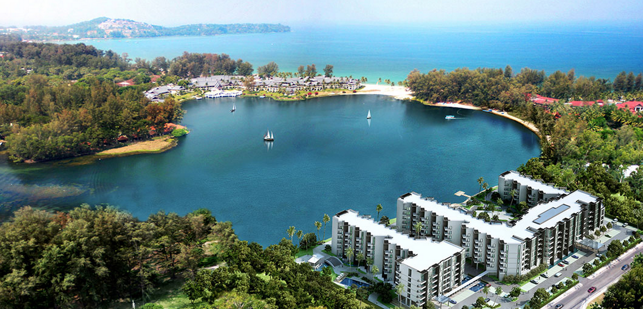Cassia Residences, at Phuket, Banyan Tree (SG Sales)