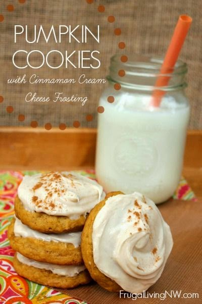 Festive Pumpkin Treats for Fall