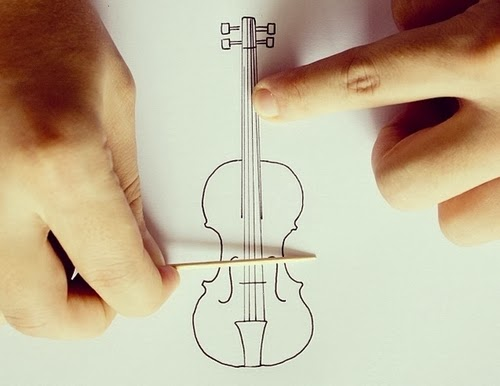 04-Cello-Illustrator-Javier-Pérez-aka-cintascotch-Design-in-Real-World