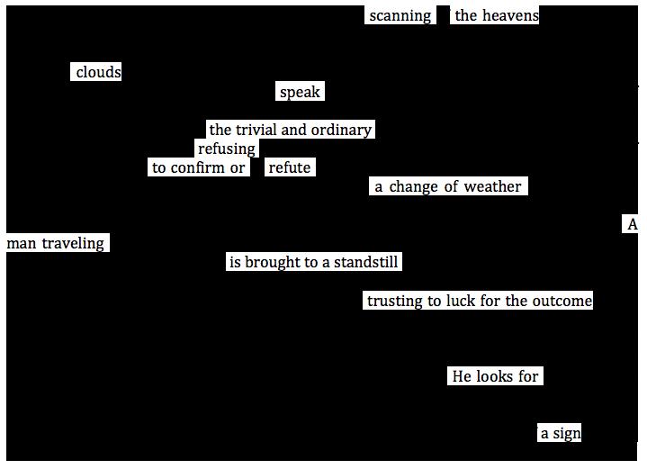 how to write a found poem pdf