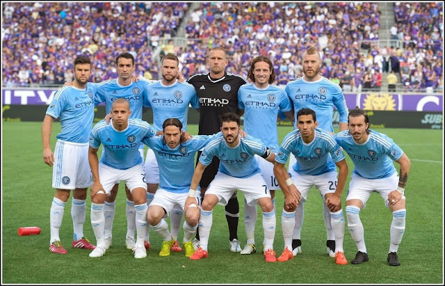 New York City FC 2015 Home