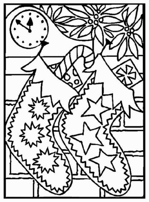 free printable christmas coloring pages coloringpages321