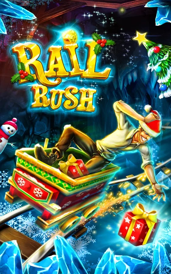 Rail Rush v1.9.2 Mod [Unlimited Money]