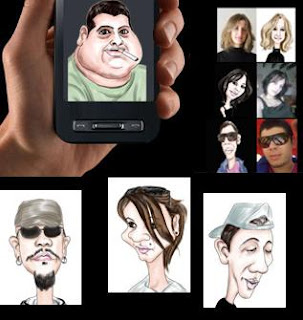 KARIKATUR APP PER IPHONE IPAD