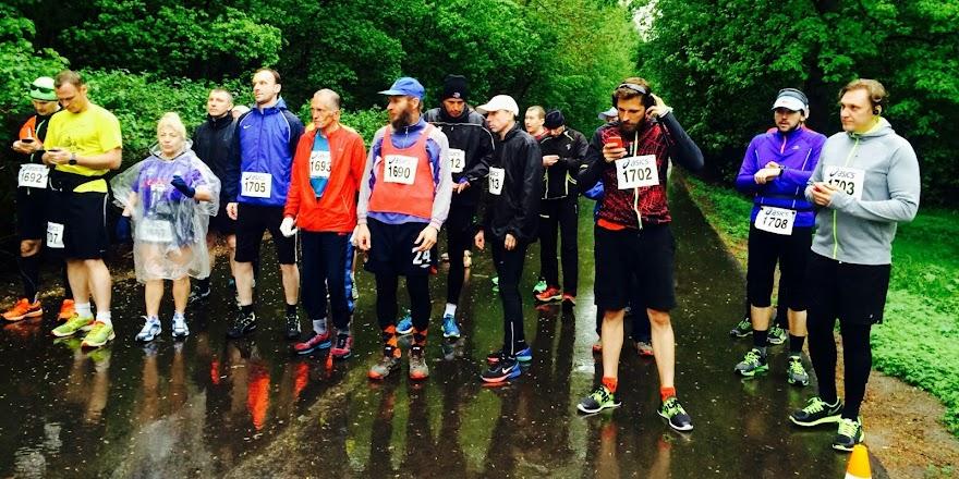 III Кусковский марафон - 16 мая 2015 - фото