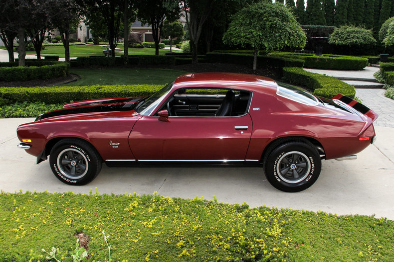 Mustang Z28 >> All American Classic Cars: 1973 Chevrolet Camaro Z28 2-Door Coupe