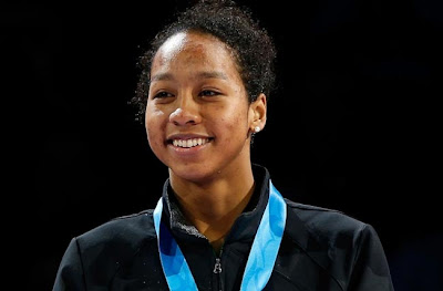 Lia Neal Wins Olympic Bronze Medal in Swimming