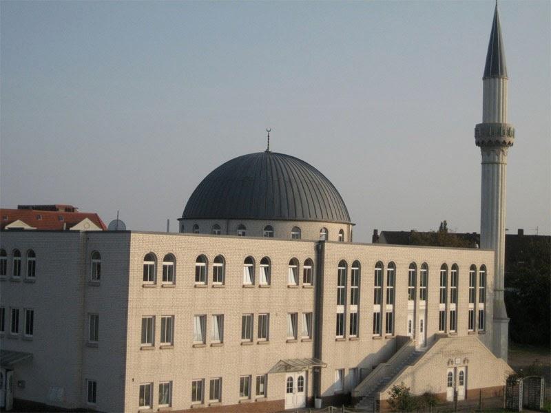 Masjid Tertua di Jerman Ada di Berlin