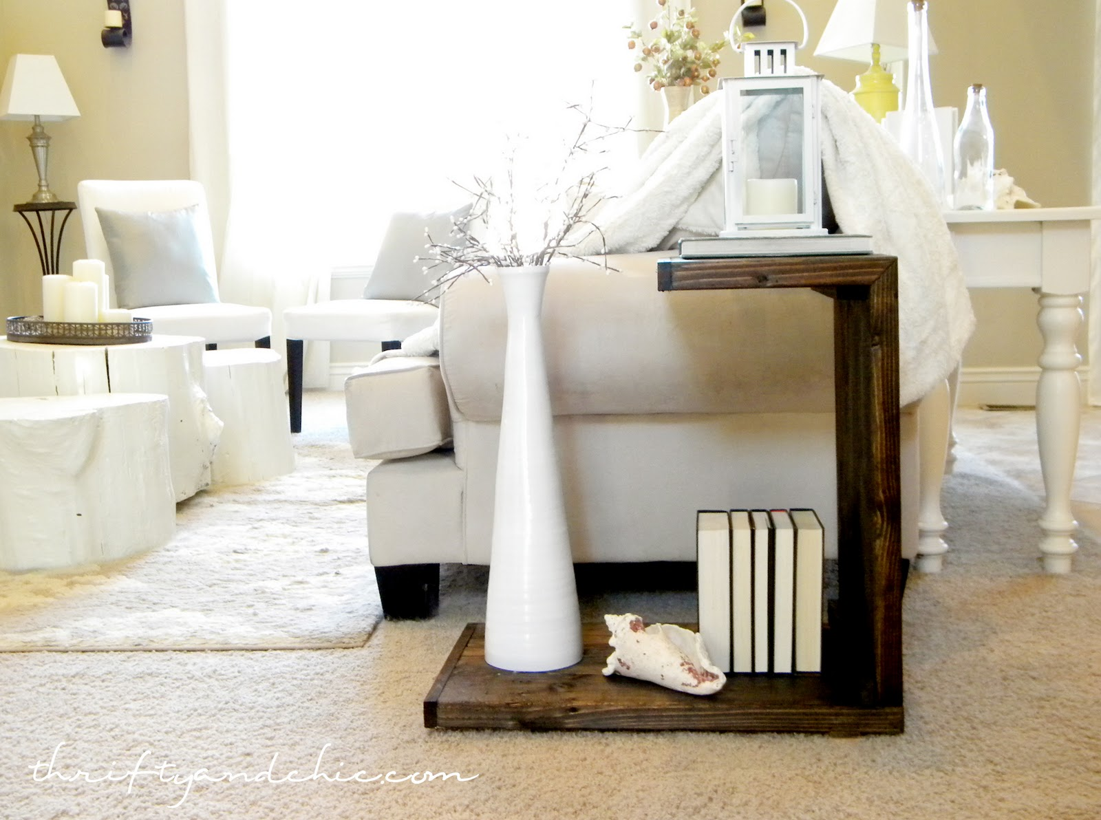 Unique Side Tables New in Home Decorating Ideas