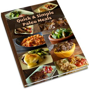 Paleo Recipe Book - ONLY $27