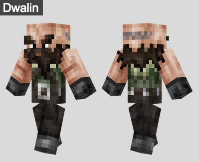 21. Dwalin Skin