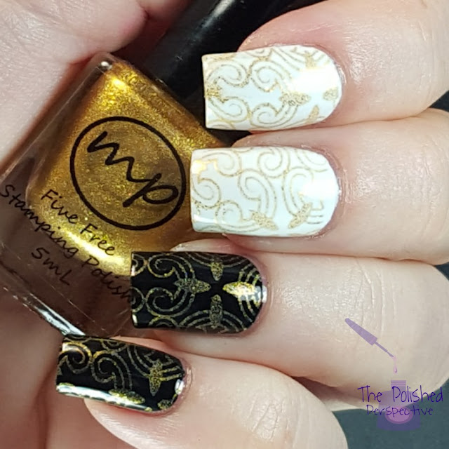 M Polish Bells swatch