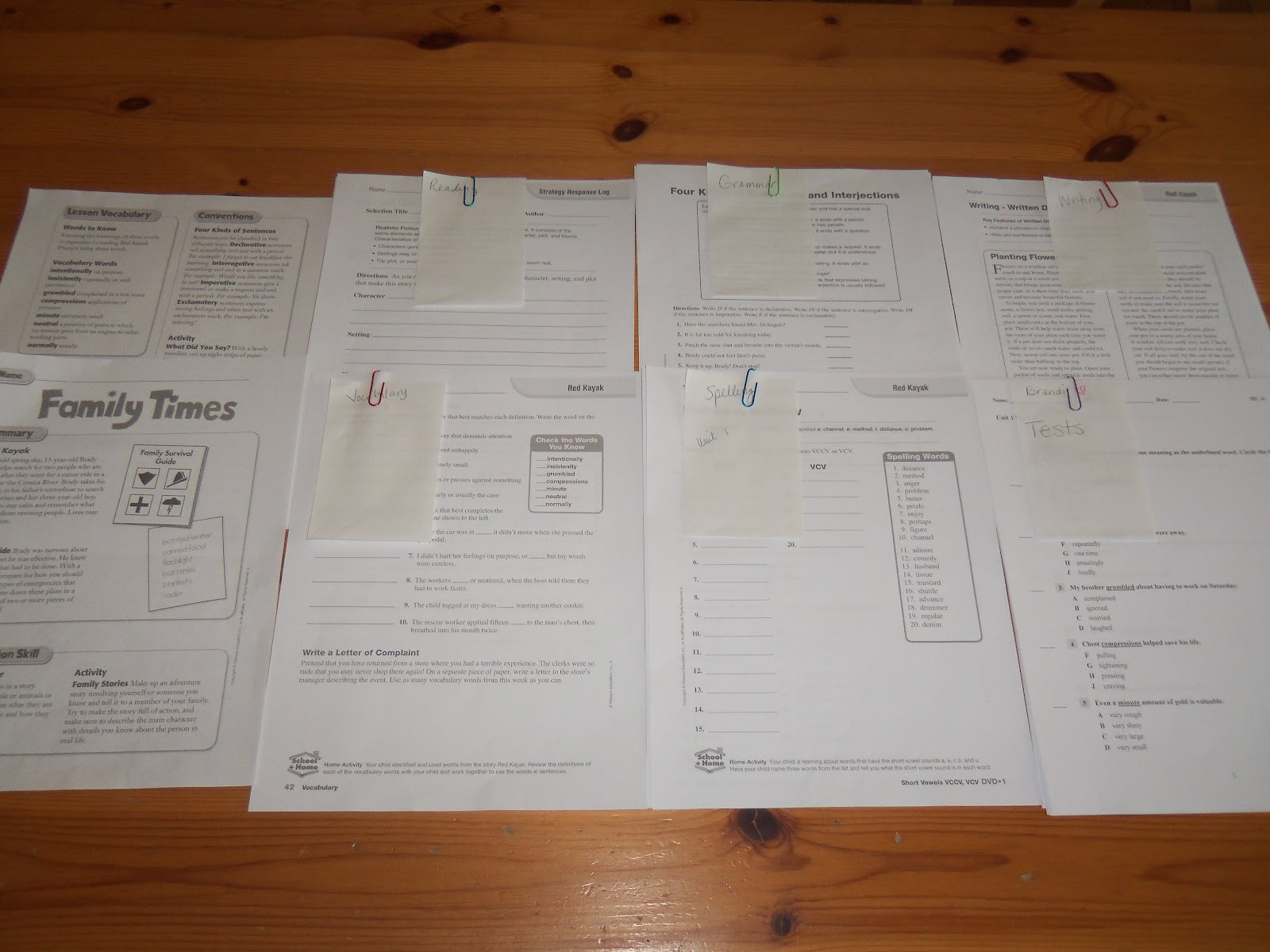 Scott Foresman Reading Street Grade 1 Worksheets Davezan – Scott Foresman Math Worksheets