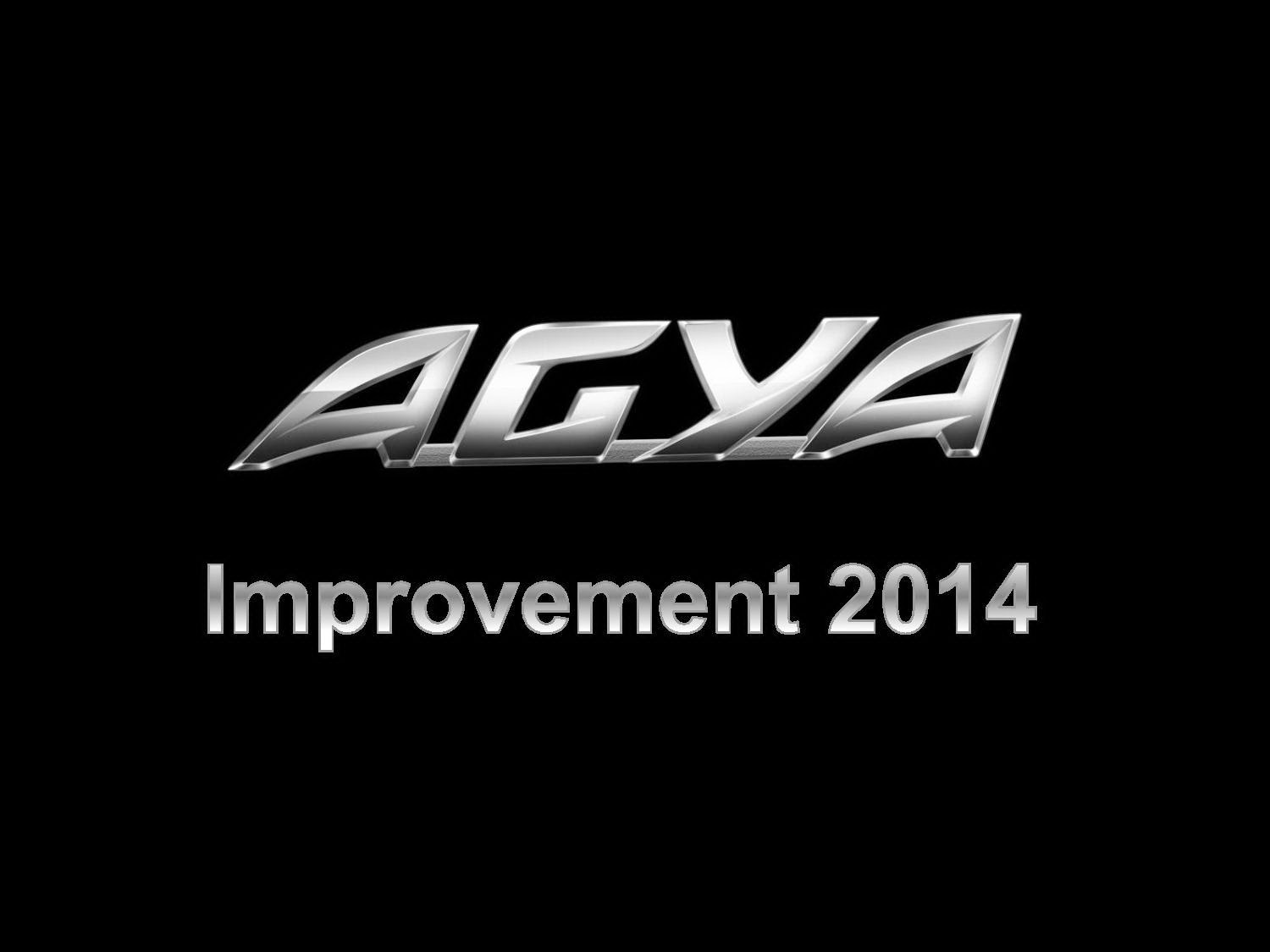 AGYA IMPROVEMENT