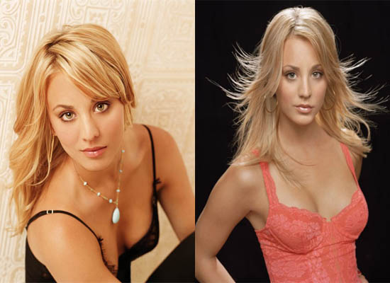 Cuoco Kaley Plastic Surgery