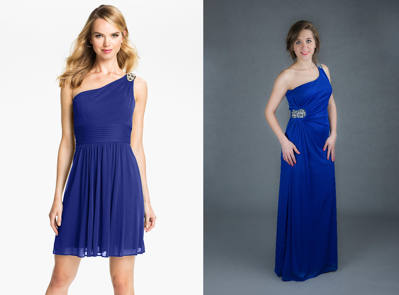 Hailey Kokteilové šaty a Hailey Logan Plesové šaty 7906df5183