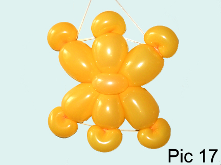 How To Make Balloon Twist Letters