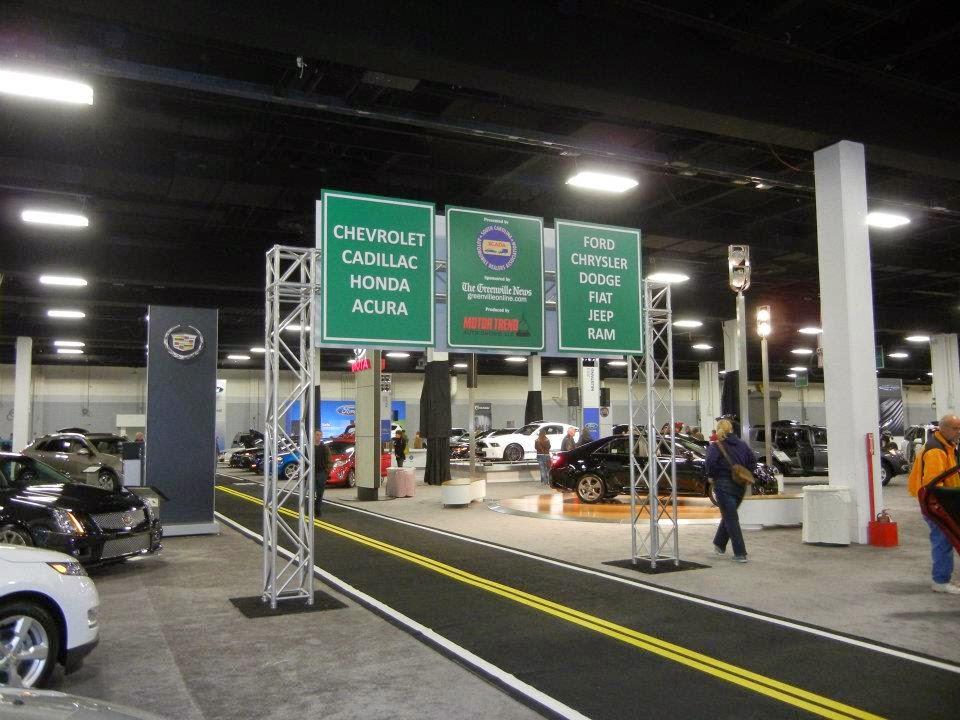 Nixon Motor Sports Car Show Motor Trend Magazine - Motor trend car show greenville sc