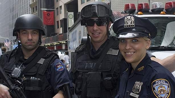 3 female cops team up on bbc 8