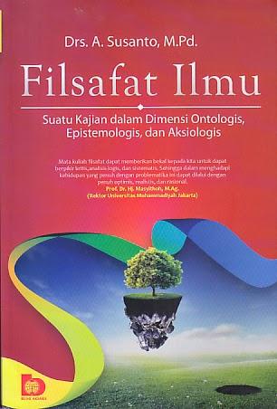 toko buku rahma: buku FILSAFAT ILMU, pengarang susanto, penerbit bumi aksara